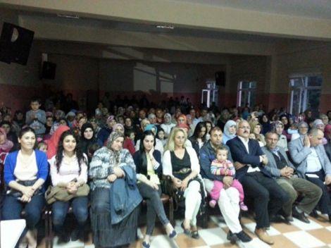 Taşkıran'da Unutulmaz Mezuniyet Gecesi 4