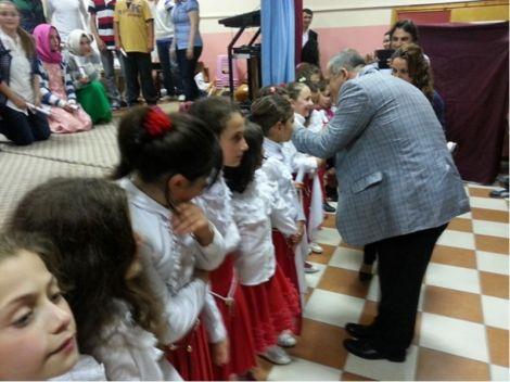 Taşkıran'da Unutulmaz Mezuniyet Gecesi 6