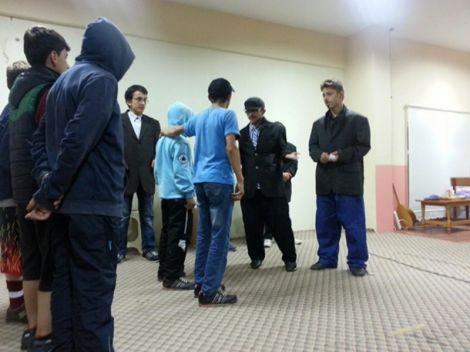 Taşkıran'da Unutulmaz Mezuniyet Gecesi 7