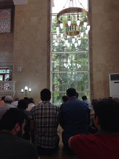 Hurmalık Cami İbadete Açıldı 4