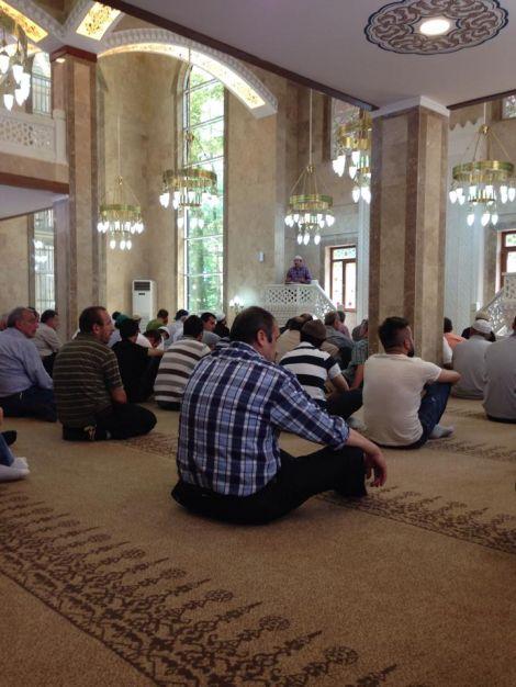 Hurmalık Cami İbadete Açıldı 3
