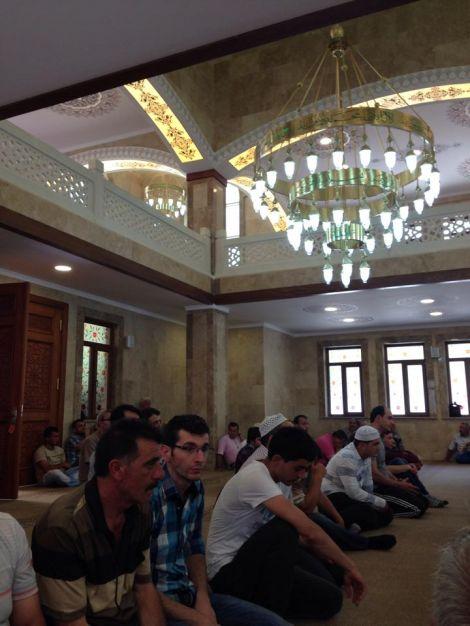 Hurmalık Cami İbadete Açıldı 5