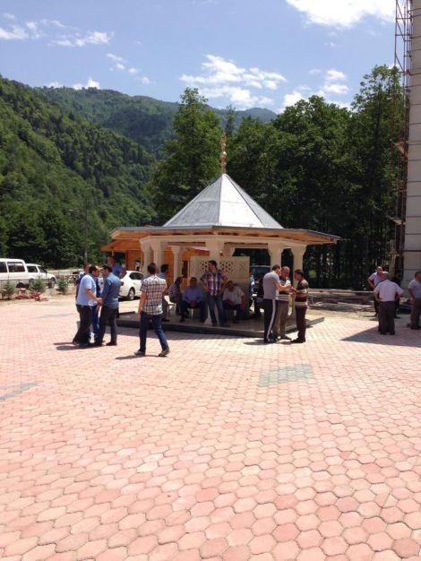 Hurmalık Cami İbadete Açıldı 6