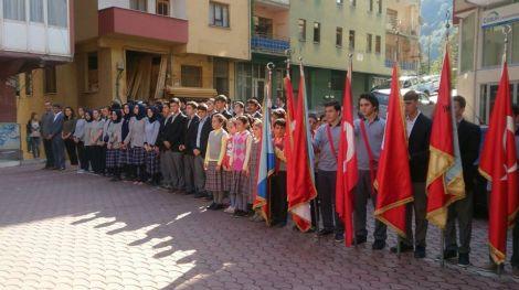 Çaykara'da Gaziler Günü kutlandı 2