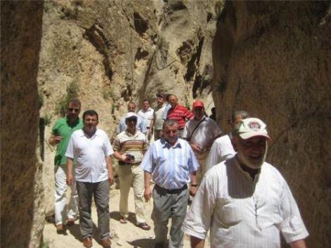 Bölgemizden Suriye'ye Ziyaret