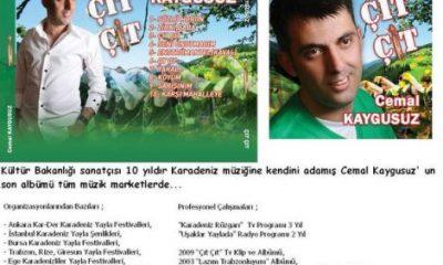 Cemal Kaygusuz'dan 'Çıt Çıt' Albümü