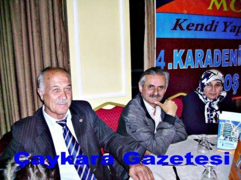 Karadenizliler Gecesi Van'da Yapıldı 6