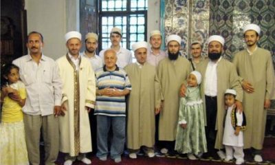 Ali Şahin Hoca İcazet verdi