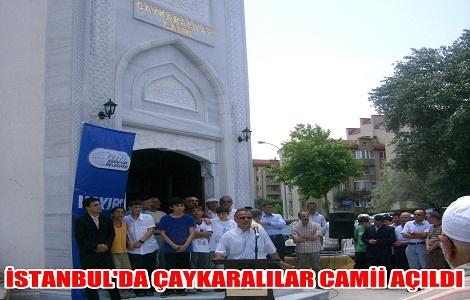 Esenkent'te Çaykaralılar Camii 2